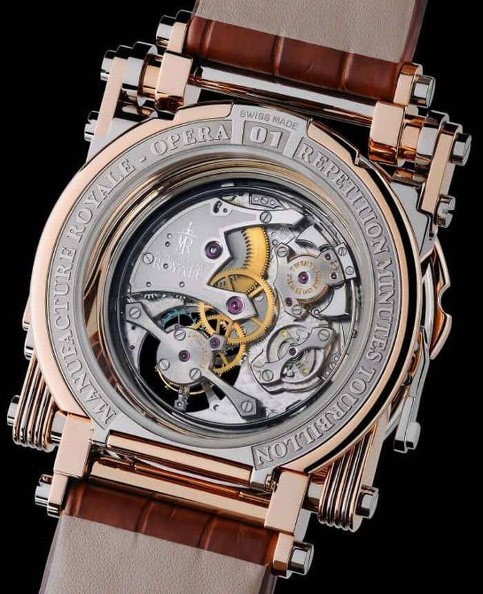 Manufacture Royale Opera Timepiece 4