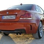 2012 BMW 1-Series M Coupe 12
