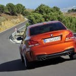 2012 BMW 1-Series M Coupe 18