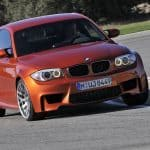 2012 BMW 1-Series M Coupe 4