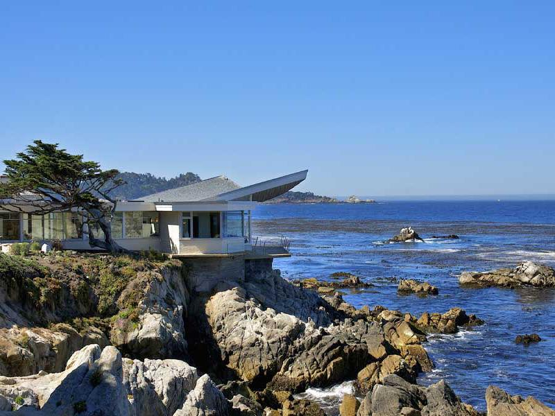 Carmel Beach Front Property For Sale