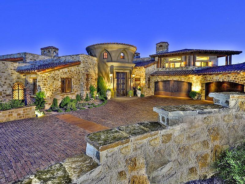 Beautiful luxury villa in scottsdale arizona for Beautiful luxury houses