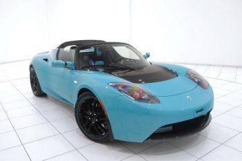 Tesla Roadster Sport by Brabus