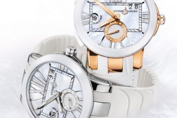 Ulysee Nardin Executive Lady 1