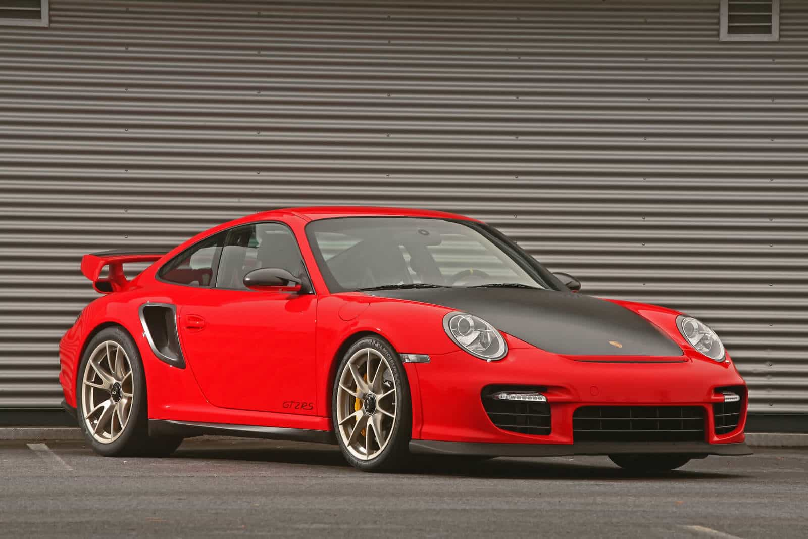 wimmer rs modifies the porsche gt2 rs. Black Bedroom Furniture Sets. Home Design Ideas