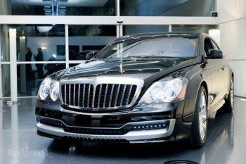 2011 Maybach Cruiserio Coupe