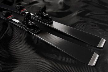 Audi Carbon Skis 1