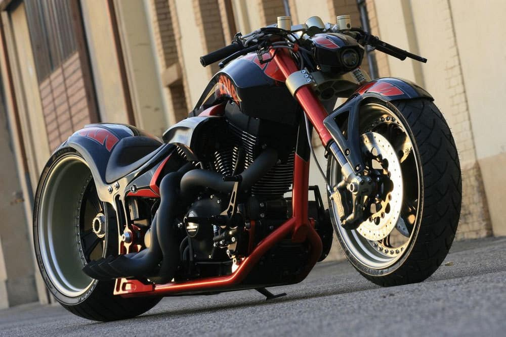 Fat Attack AG Harley Davidson The ONE