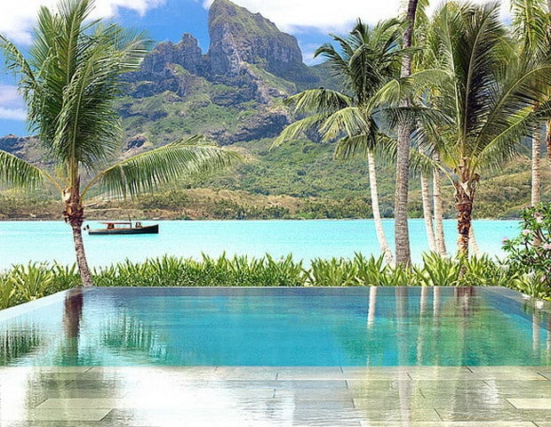 Four Seasons Bora Bora 7
