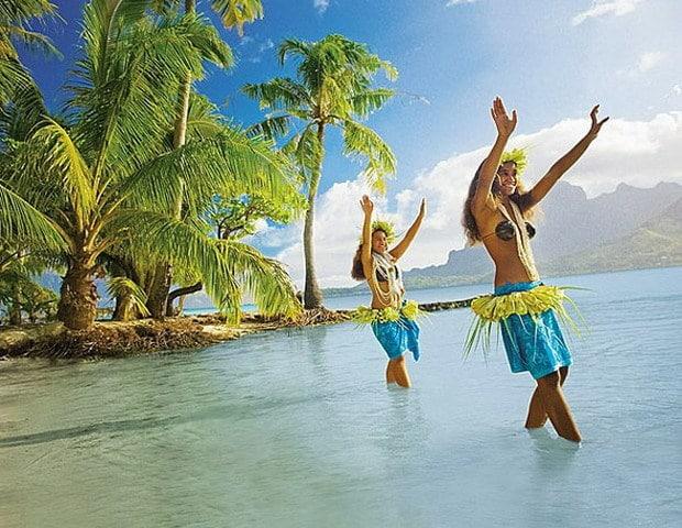 Four Seasons Bora Bora 8