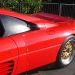 One-off Ferrari Enzo prototype 15