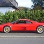 One-off Ferrari Enzo prototype 9