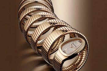 2011 Bulgari Serpenti 7 Coil Watch 1