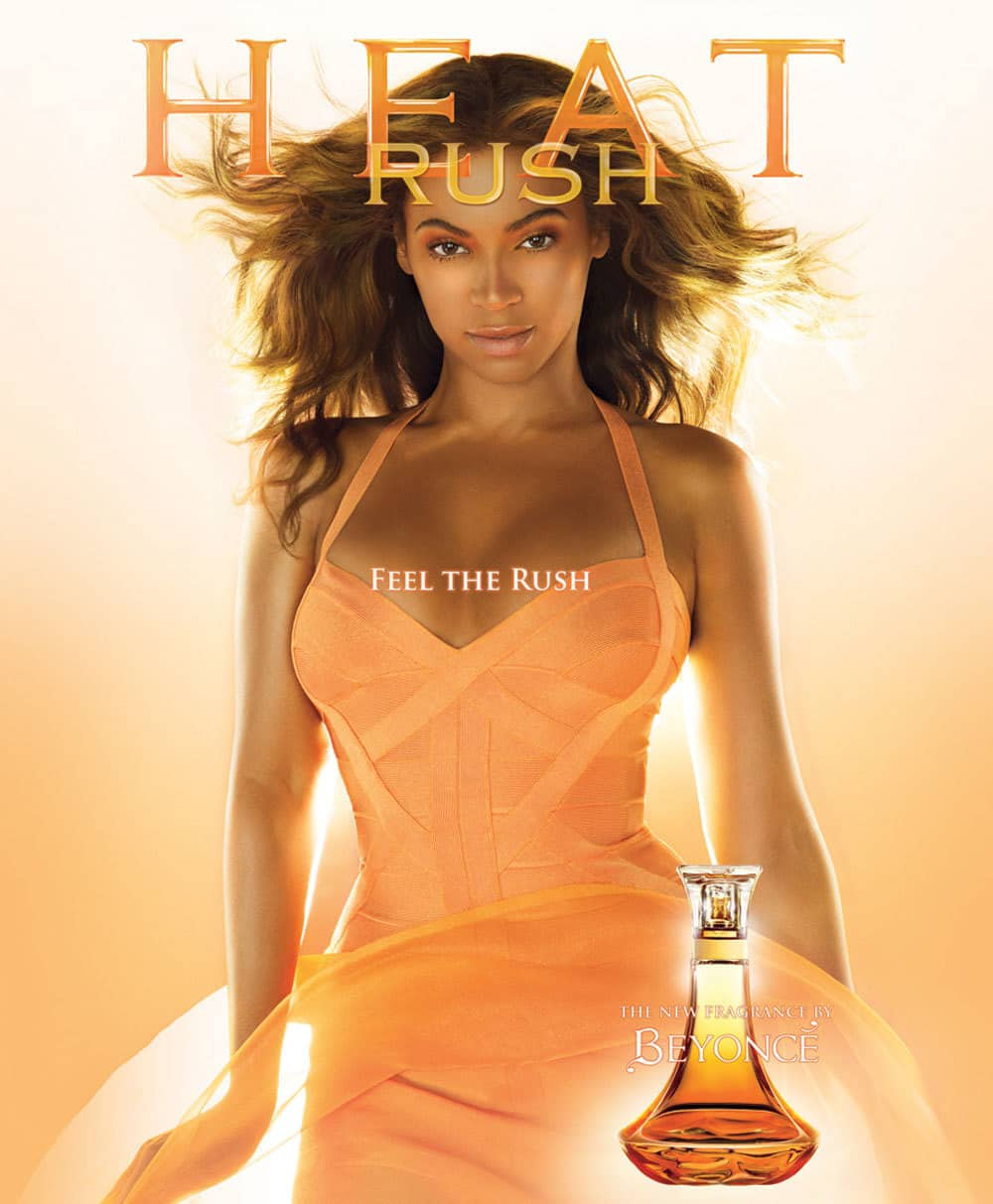 Beyonce Heat Rush Perfume