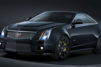 Cadillac CTS V Black Diamond 1