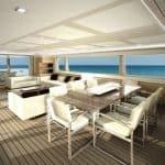 Ferretti Custom Line Navetta 33 Crescendo Yacht 8
