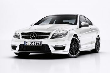 2012 Mercedes C63 AMG Coupe 1