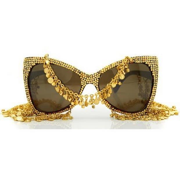 A-Morir Kerin Rose eyewear