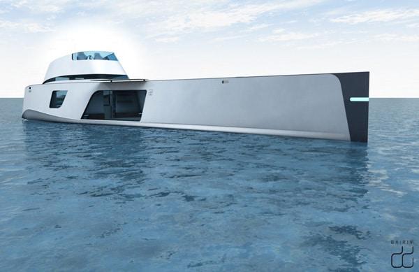 Bairim luxury yacht 1
