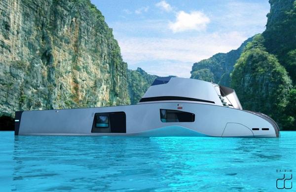 Bairim luxury yacht 5
