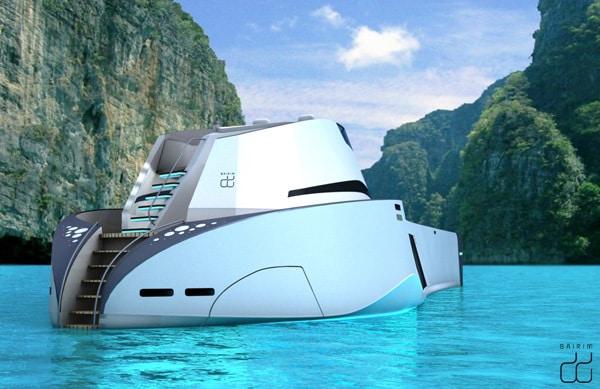 Bairim luxury yacht 7