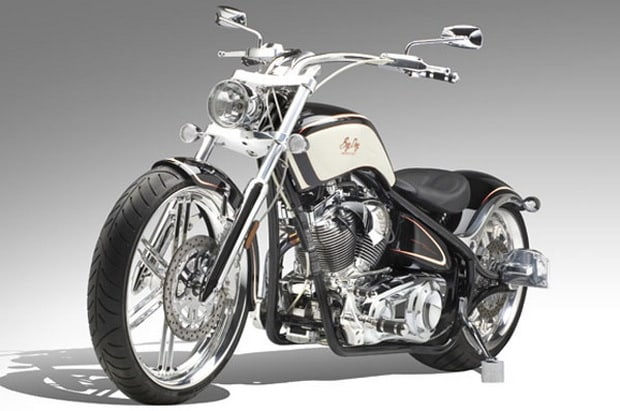 The Pitbull By Big Dog Motorcycles Is Great