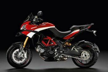 Ducati Multistrada 1200 S Pikes Peak Special Edition 1