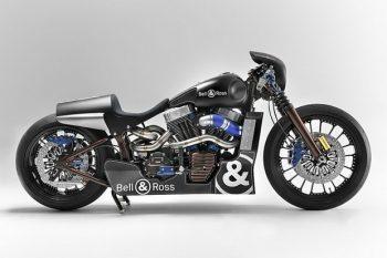 Harley Davidson Bell Ross Nascafe Racer Bike 1