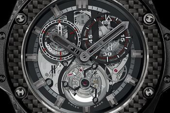 Hublot King Power Carbon Fiber Cathedral watch 1