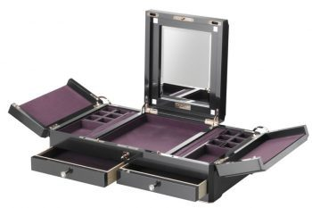 Lalique Jewellery Boxes by David Linley