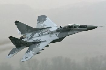 MiG-29 Russian Fighter Jet 1