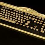 New Yorker Art Deco Keyboard 2
