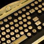 New Yorker Art Deco Keyboard 4