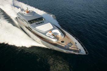 Pershing 115 Yacht 1