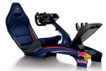 Playseat F1 Red Bull seat 1