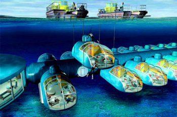 Poseidon Undersea Resort 1