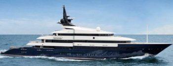 Steven Spielberg Seven Seas Yacht