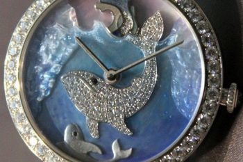 Van Cleef Arpels Cadrans Extraordinaires Animal Watches 1