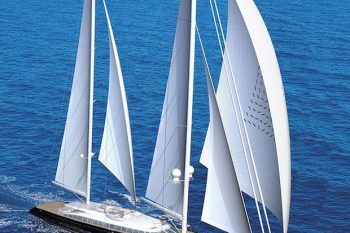 Alloy Yachts Vertigo 220 Superyacht 1