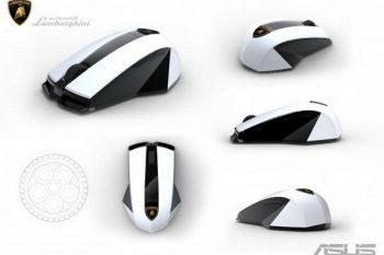 Asus WX-Lamborghini wireless mouse 1