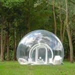 Bubbletree Huts 4