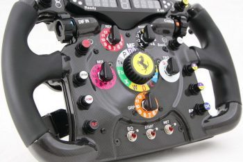 Ferrari 150 Italia steering wheel Replica 1