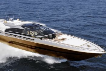 History Supreme yacht 1