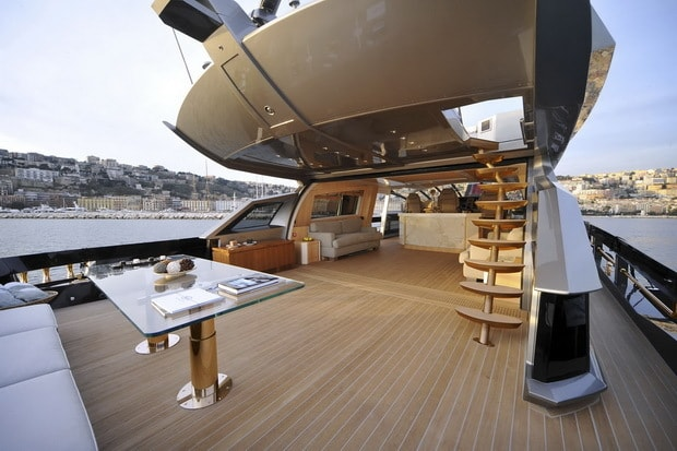 History Supreme yacht 2