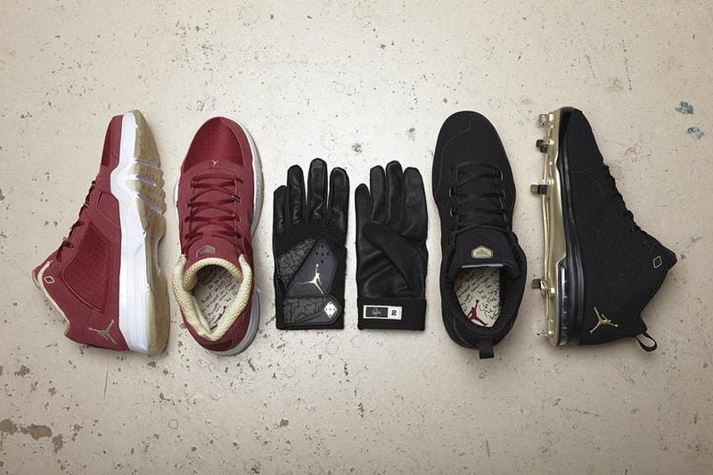 Jordan Derek Jeter 3K Collection 2