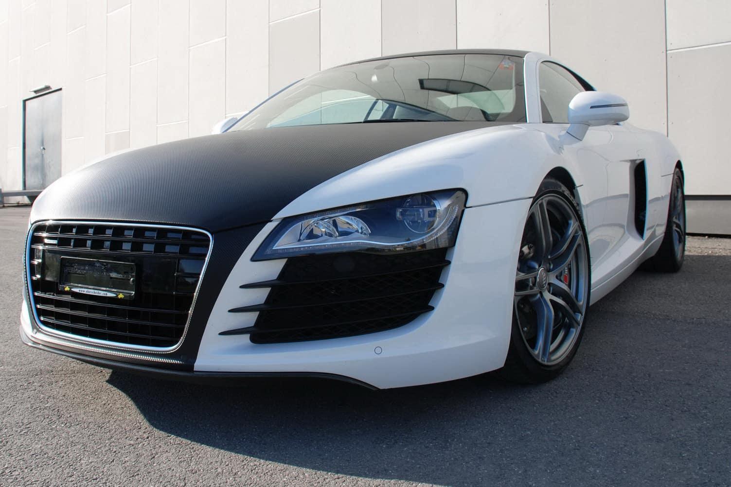 OCT Tuning Audi R8 V8 1