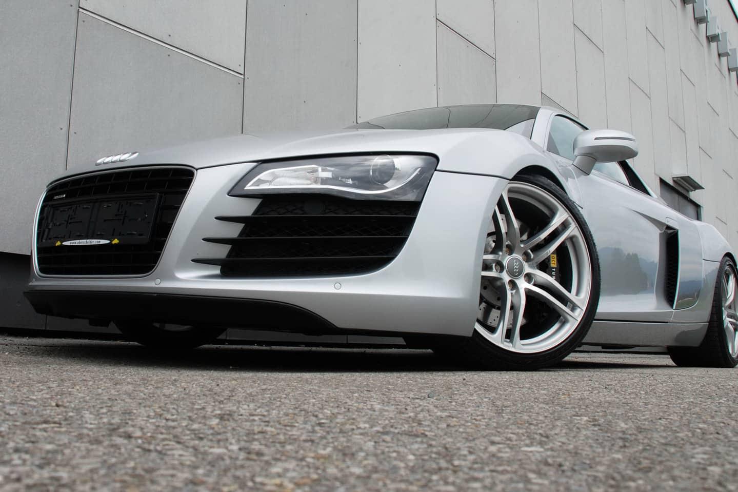 OCT Tuning Audi R8 V8 3