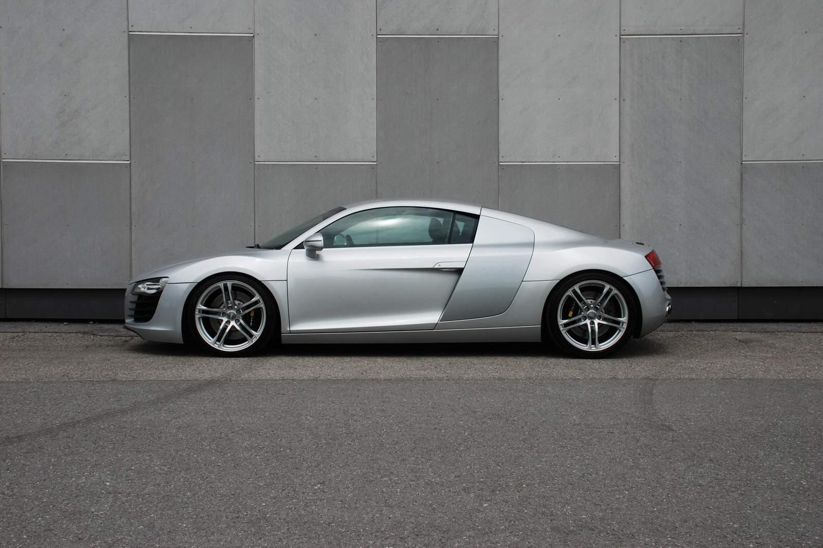 OCT Tuning Audi R8 V8 6