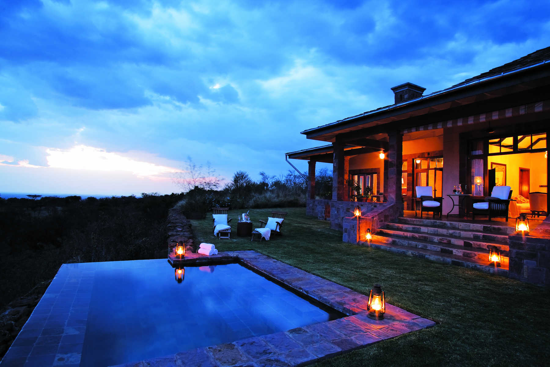 Singita grumeti reserves in tanzania is the world 39 s best hotel for Best accommodation
