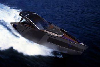 Spiritum 57 yacht 1